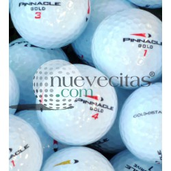 100 bolas de golf Pinnacle AA