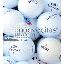 Surtido Bolas Golf 2 Capas AAA