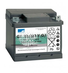 bateria SONNENSHEIN 27 hoyos