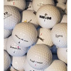 Surtido 100 Bolas Golf Economicas AAA