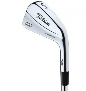 Hierro de golf Titleist MB 716