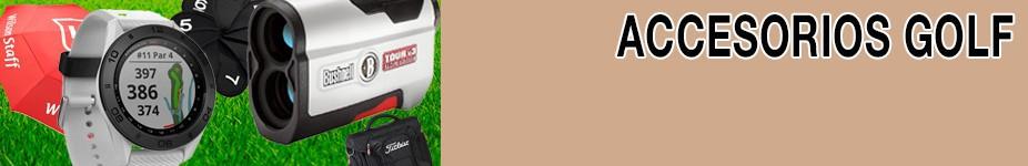 Accesorios Golf | medidores laser | gps golf | entrenamiento golf