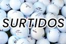 Surtidos bolas golf