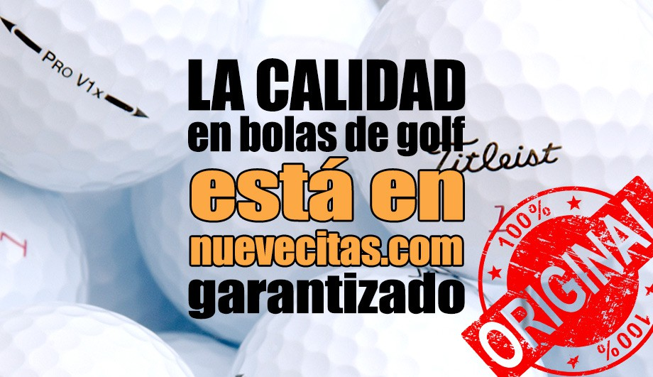 Las mejores bolas de golf recuperadas caption